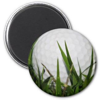 Golf Ball Design Magnet Fridge Magnets