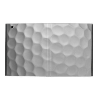 Golf Ball Dimples Texture Pattern iPad Cover