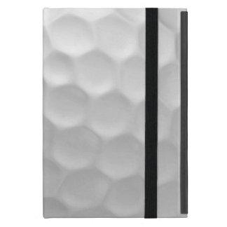 Golf Ball Dimples Texture Pattern iPad Mini Cases