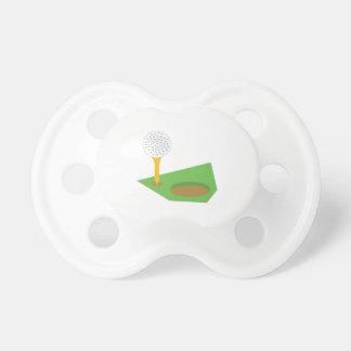 Golf Ball BooginHead Pacifier