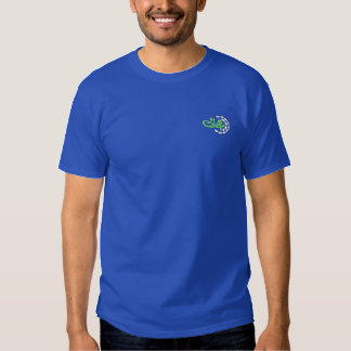 Golf Ball Embroidered T-Shirt