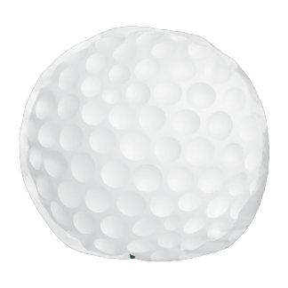 Golf ball Fun Pouf Round Pouf