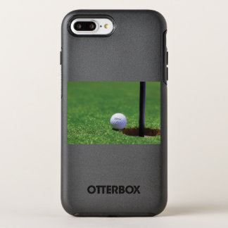 Golf ball Golf ball OtterBox Symmetry iPhone 8 Plus/7 Plus Case