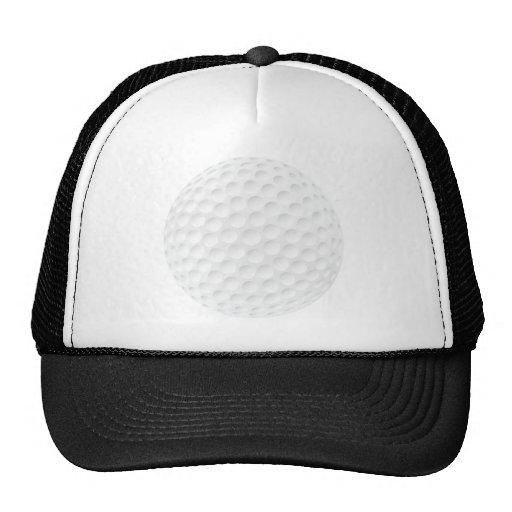 golf ball hat