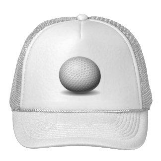 Golf Ball Mesh Hat