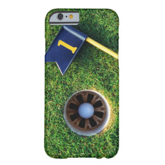 golf ball in hole barely there iPhone 6 case