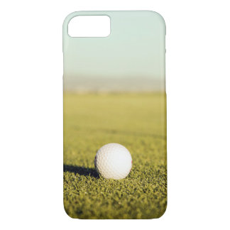Golf Ball In The Grass iPhone 7 Case