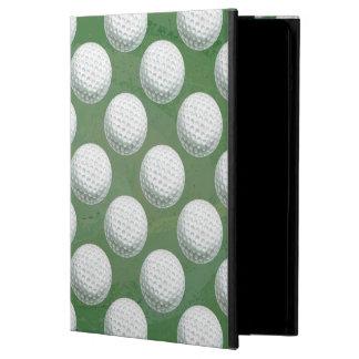 Golf Ball iPad Air Cover