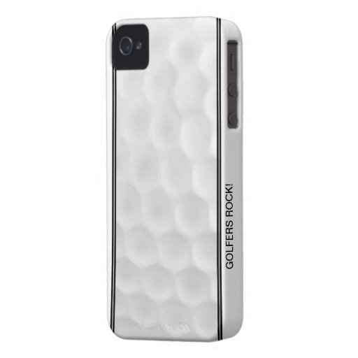 Golf Ball Iphone 4/4S Case iPhone 4 Case-Mate Cases