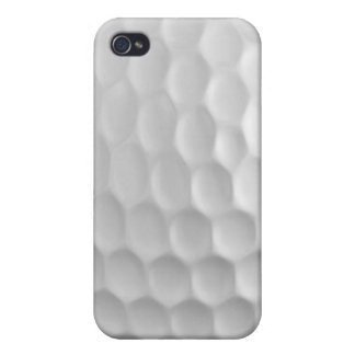 Golf Ball Iphone 4/4S Hard Shell Speck Case iPhone 4 Cases