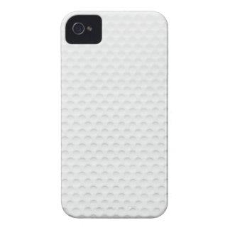 Golf ball iPhone 4 case
