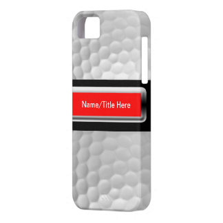 Golf Ball Iphone 5 Case