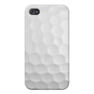 Golf Ball iPhone 4 Cases