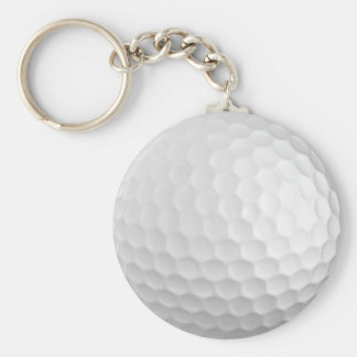 Golf Ball key chain