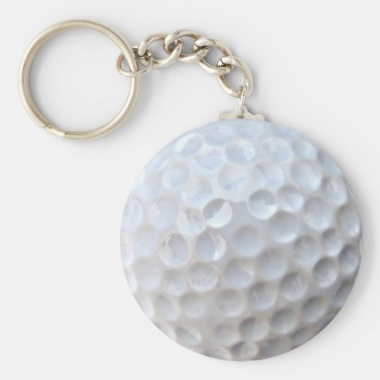 golf ball key ring