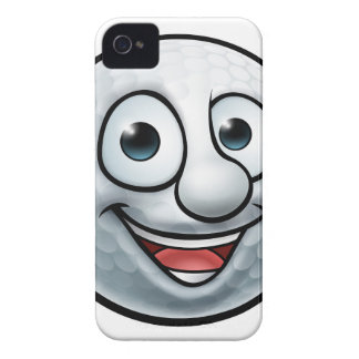 Golf Ball Mascot iPhone 4 Covers