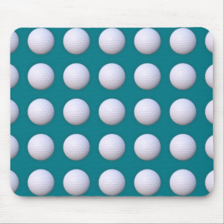 Golf Ball Mouse Pad