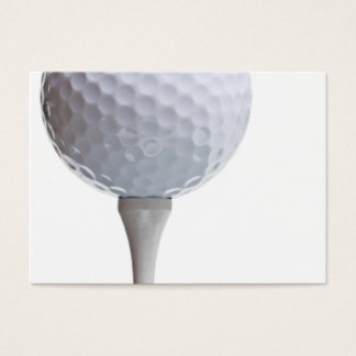 Golf Ball on Tee- Customized