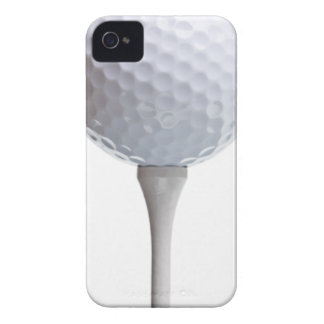 Golf Ball on White - Customized Template iPhone 4 Covers