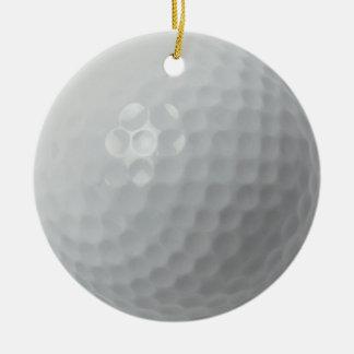 GOLF BALL ORNAMENT