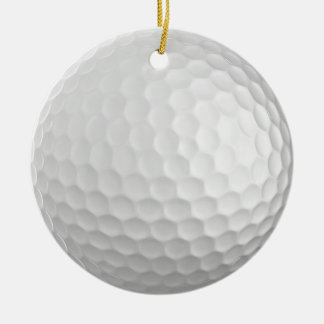 Golf Ball ornament