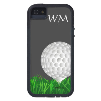 Golf ball,personalized, golf iPhone 5 cover