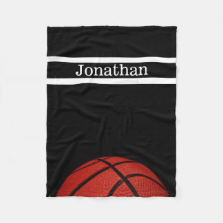 Golf ball  Personalized wilth name blanket
