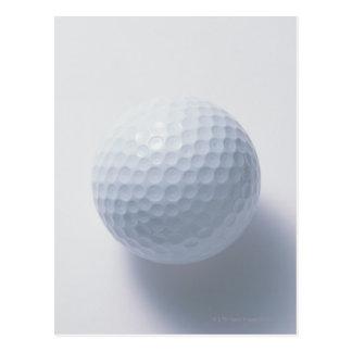 Golf Ball Postcard