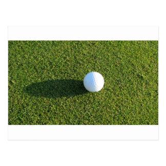 Golf Ball Postcards