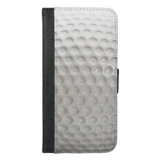 Golf Ball Sport iPhone 6/6s Plus Wallet Case
