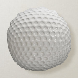 Golf Ball Sport Round Cushion