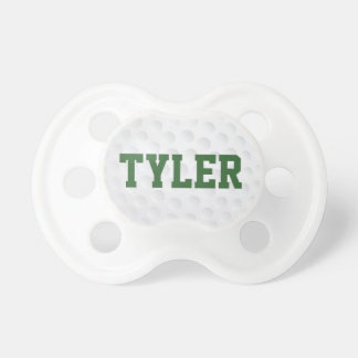 Golf Ball Sports Pacifier