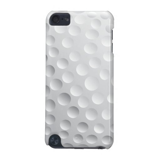 golf ball texture pattern iPod touch (5th generation) case