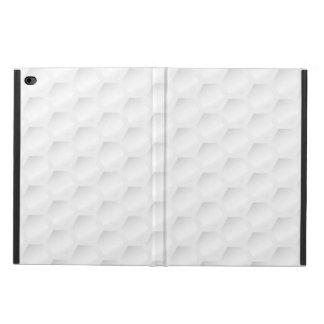 Golf ball texture powis iPad air 2 case