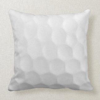 Golf Ball Throw Pillow