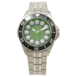 Golf Ball Time Watch