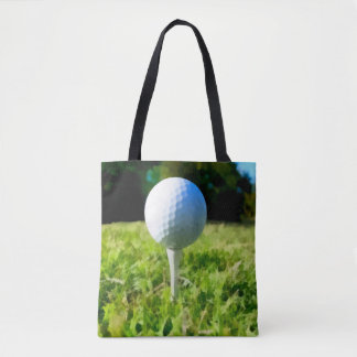 golf ball tote bag for golfers