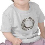 Golf Ball Vintage Design T Shirts