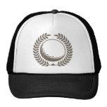 Golf Ball Vintage Design Trucker Hat