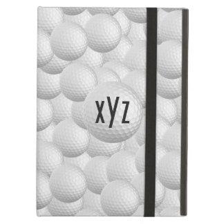 Golf Balls custom cases Case For iPad Air