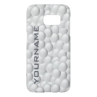 Golf Balls custom monogram cases