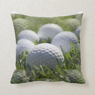 Golf Balls Pillow Cushions