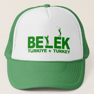 GOLF BELEK hat - green