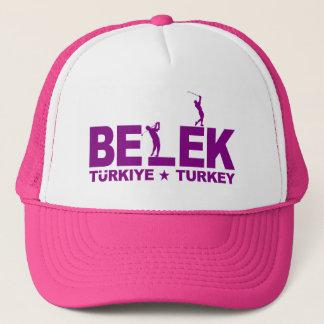 GOLF BELEK hat - pink / purple