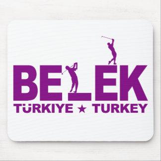 GOLF BELEK mousepad - purple