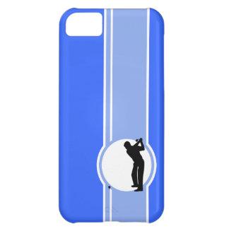 Golf; Blue iPhone 5C Case