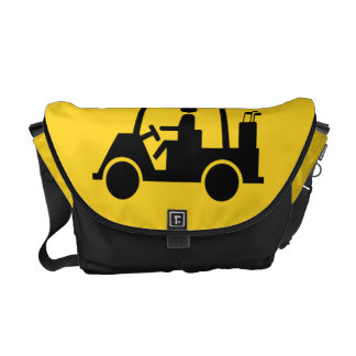 Golf Buggy Courier Bag
