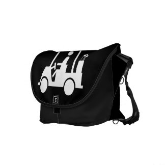 Golf Buggy Messenger Bag