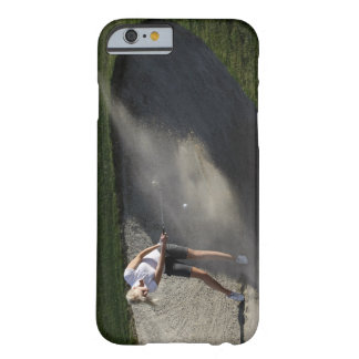 Golf bunker action barely there iPhone 6 case