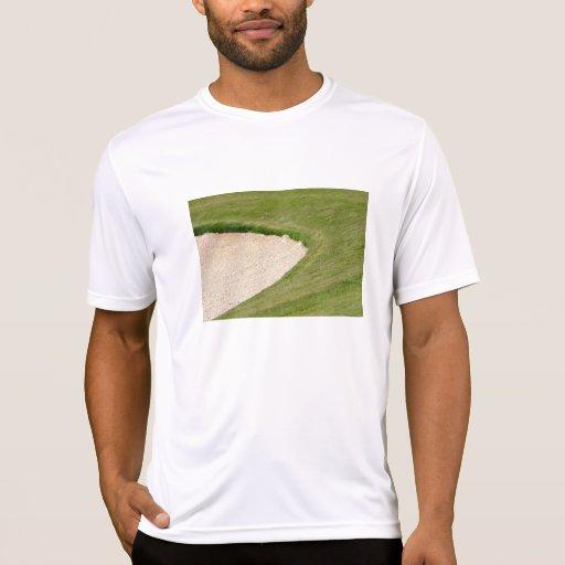 Golf Bunker T Shirt